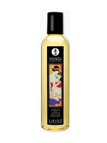 Shunga Oil Libido - Exotic Fruits