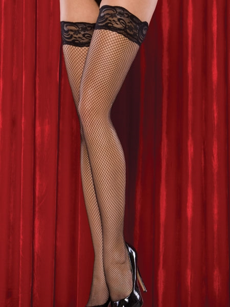 Fishnet Stocking from Coquette