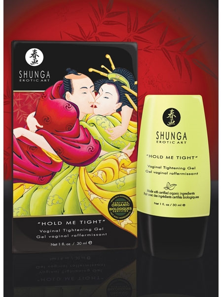 Hold Me Tight Vaginal Tightening Gel by Shunga