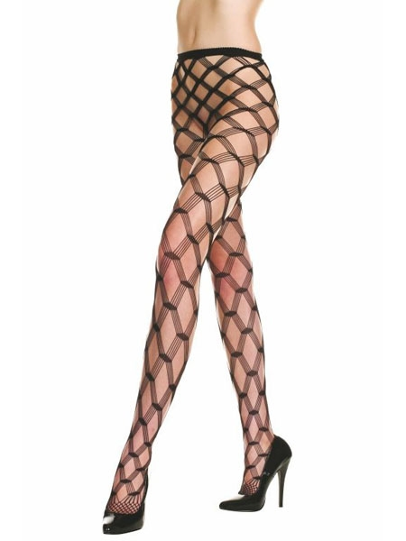 Textured Pantyhose by Music Leg