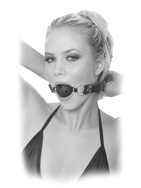 Limited Breathable ball Gag