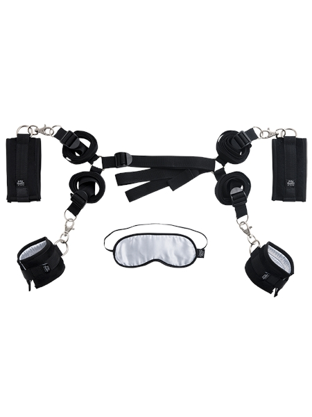 Fifty Shades of Grey Official Collection Hard Limits Universal Restraint Kit