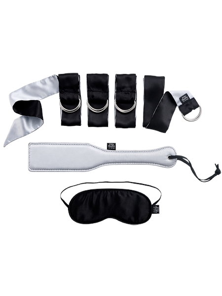 Fifty Shades of Grey Official Collection Submit to Me First Time Bondage Kit