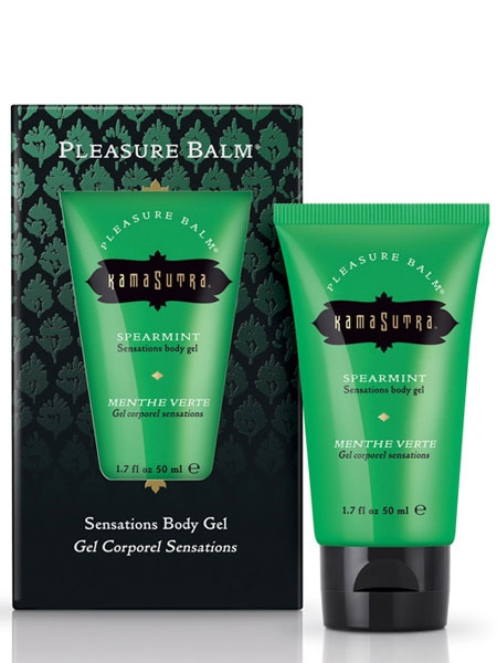 Pleasure Balm - Spearmint - by Kama Sutra