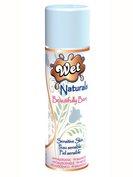 Wet Naturals - Beautifully Bare - 3.3 oz