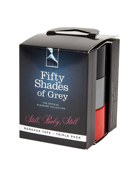 Bondage  Kit - Still, Baby, Still - Fifty Shades Of Grey