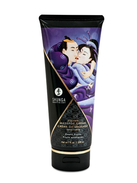 Massage Cream - Exotic Fruits - Shunga