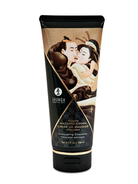 Massage Cream - Intoxicating Chocolate - Shunga