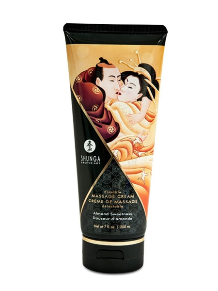 Massage Cream - Almond Sweetness - Shunga