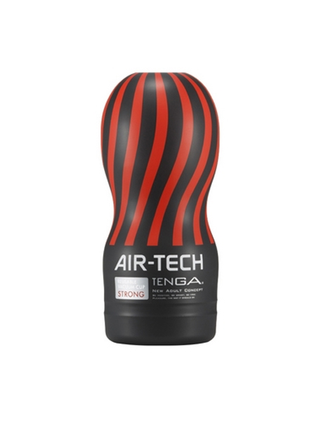 Tenga Reusable Air Tech Cup Black Strong