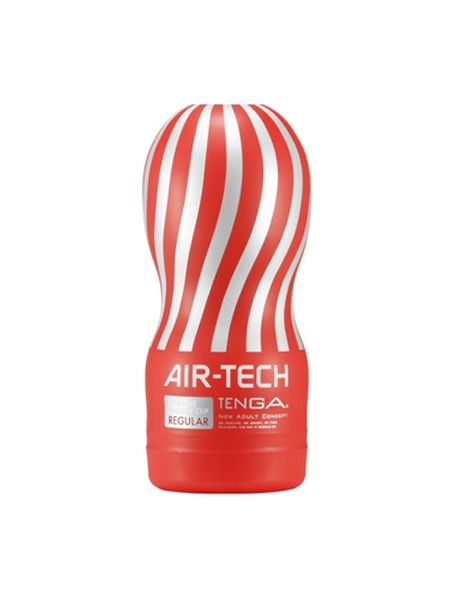 Tenga Reusable Air Tech Cup Red Regular