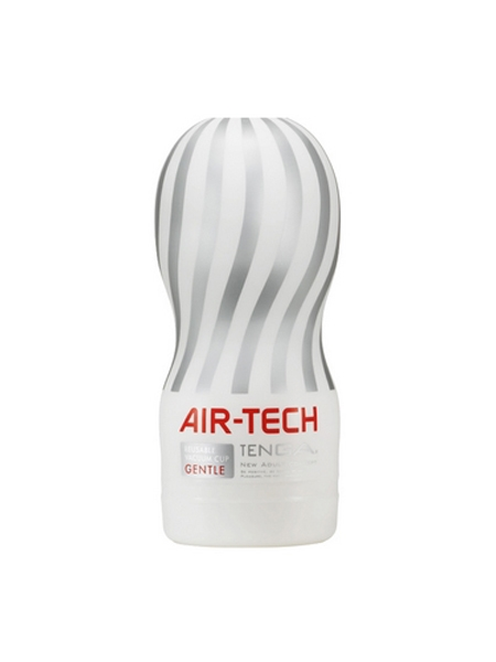 Tenga Reusable Air Tech Cup White Gentle