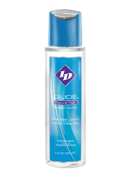 ID Glide Water-based lubricant 4.4OZ (130ml)