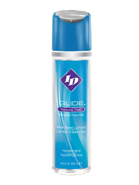 ID Glide Water-based lubricant 8.5 OZ (250ml)