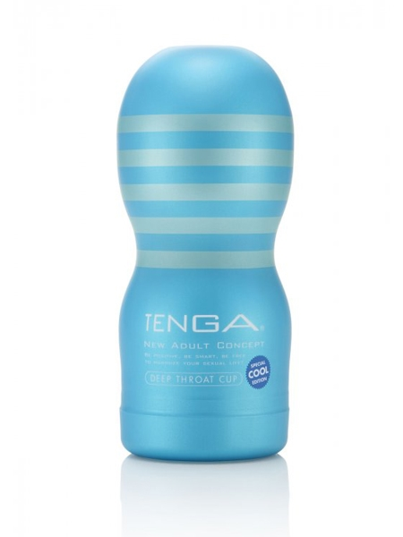 Tenga Standard Deep Throat - Cool Edition