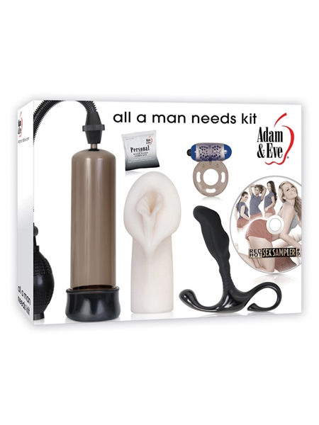 All a Man Needs Kit Smoke - Adam et Eve