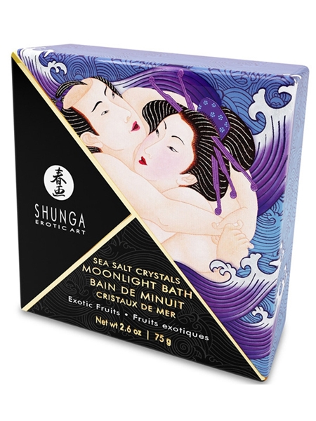 Shunga Oriental Crystals (2.6 oz) - Exotic Fruits