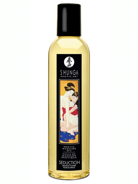 Midnight flower oil - Shunga