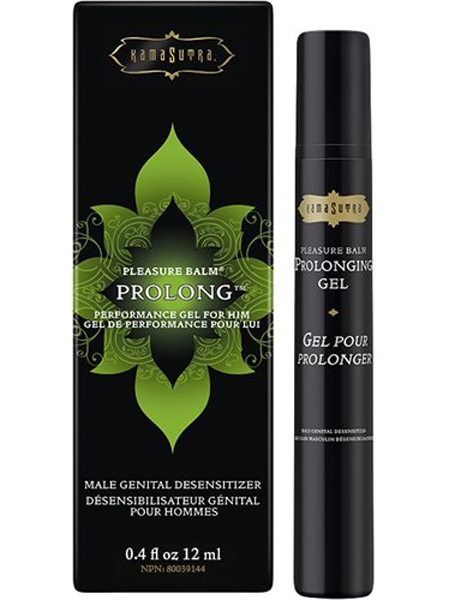 Pleasure Balm - Prolonging Gel - by Kama Sutra