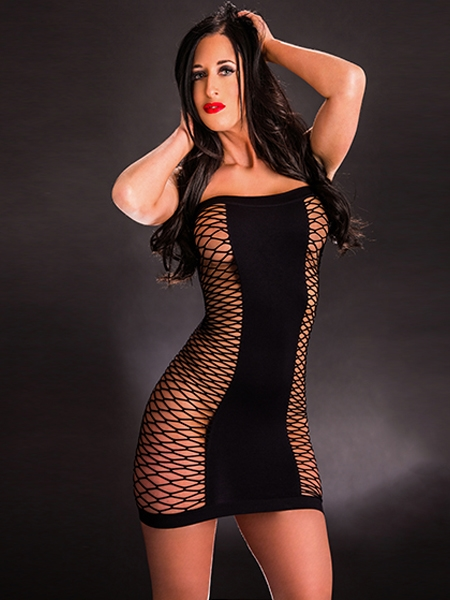 2 in 1 Tube Dress - Beverly Hills Naughty Girl