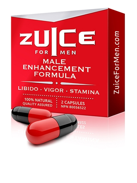 Zuice for men - 2 capsules