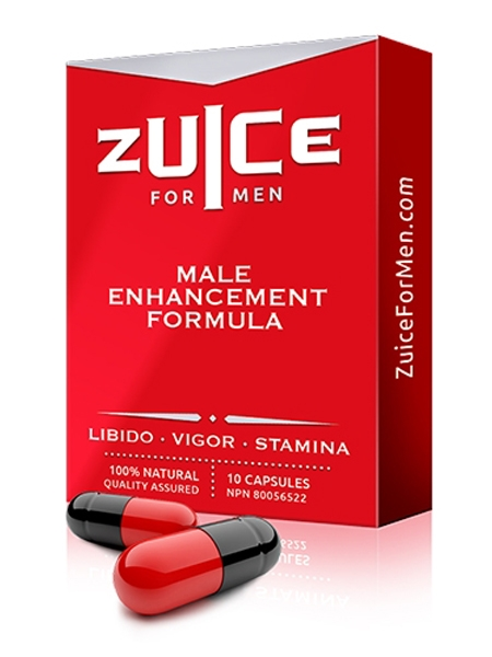 Zuice For Men - 10 capsules